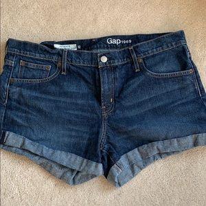 Best Girlfriend Denim Shorts